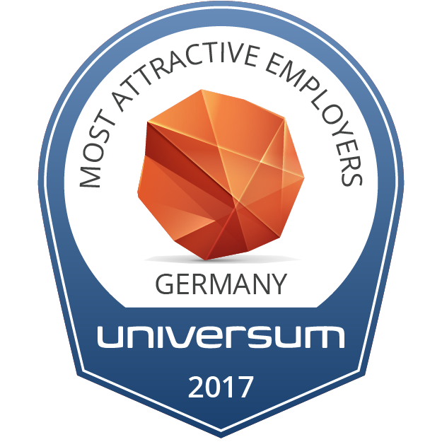 Universum Prof Badge 2016