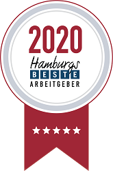 Hamburgs beste Arbeitgeber 2020