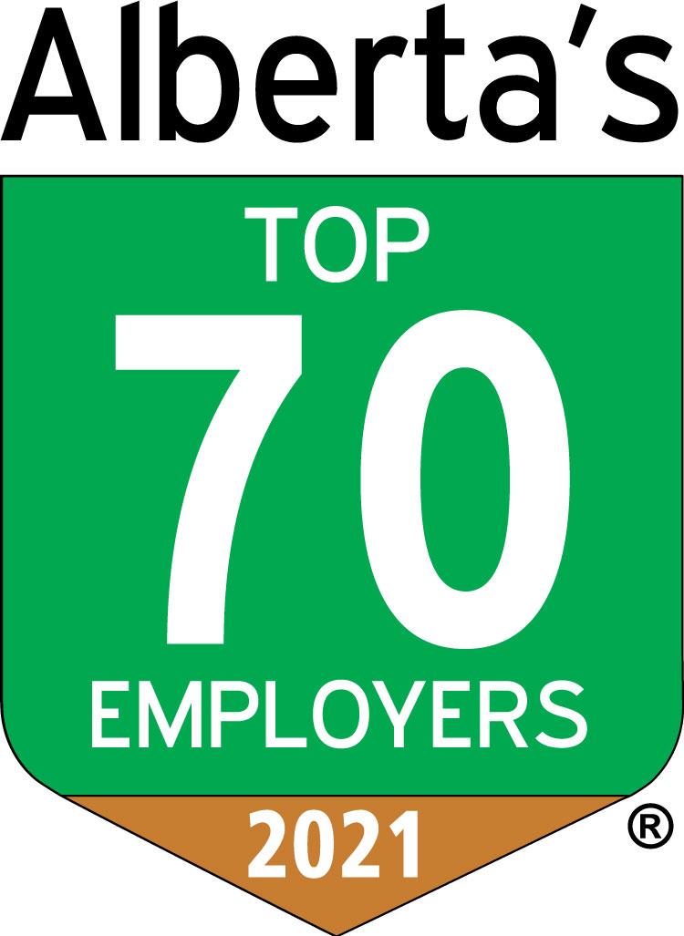 Alberta Top Employers 2021